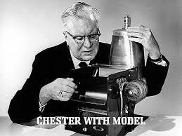 chester carlson חדר לשוק עם מכונת הצילום החדשה רק לאחר שמצא מודל תמחור מתאים ללקוח