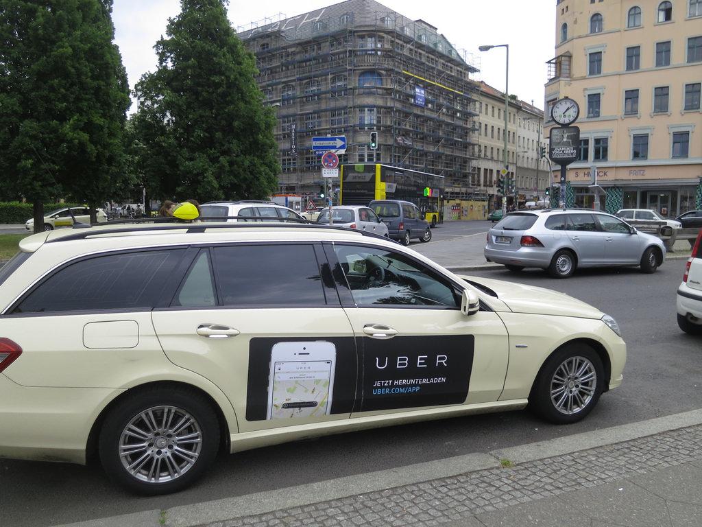 מונית אובר