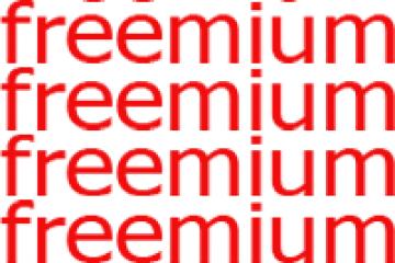 איך מרוויחים ממודל עסקי Freemium