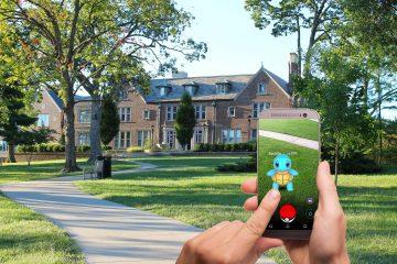 החדשנות במודלים העסקיים של  Pokémon-go.