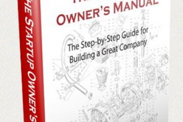 The Startup Owner's Manual ספר חובה לכל יזם